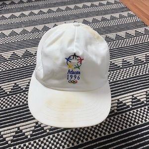 VTG 1996 Atlanta US Olympics SnapBack Hat
